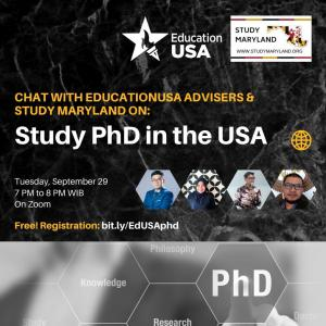 $Study PhD in the USA