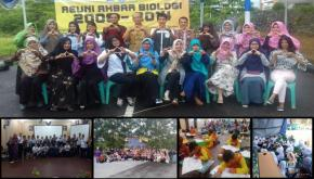 Reuni Akbar Jurusan Biologi di Closing 4th Biology Zone
